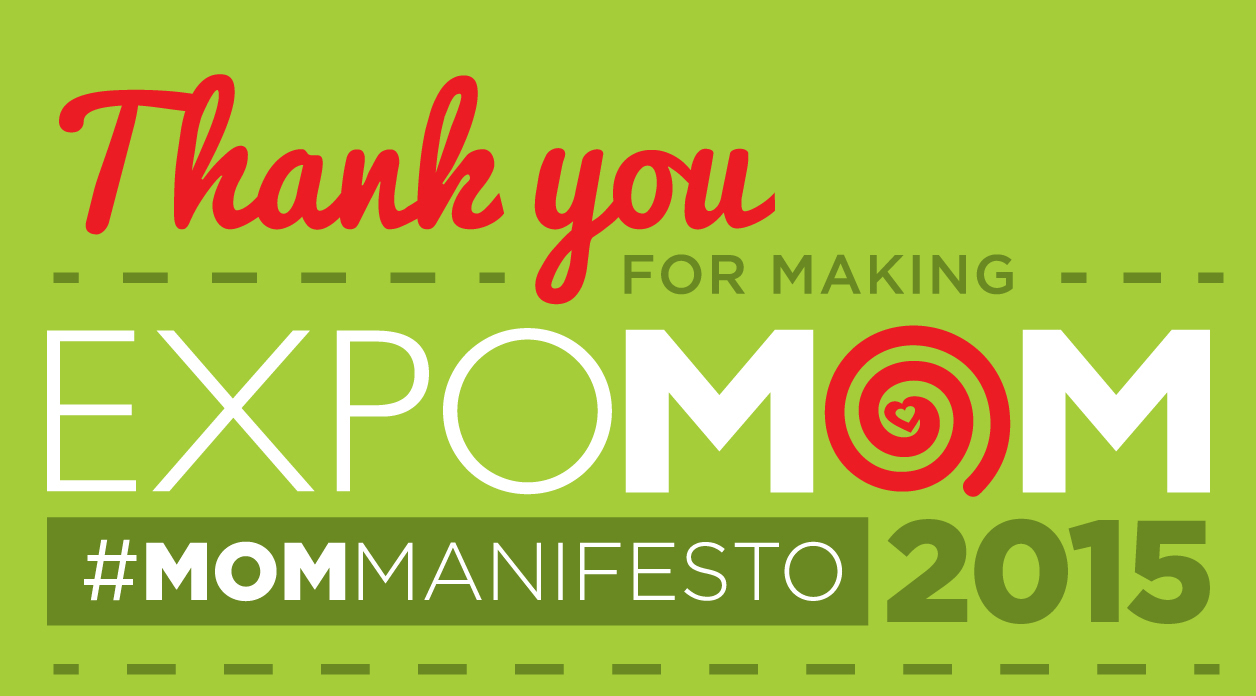 thank you expomom2015