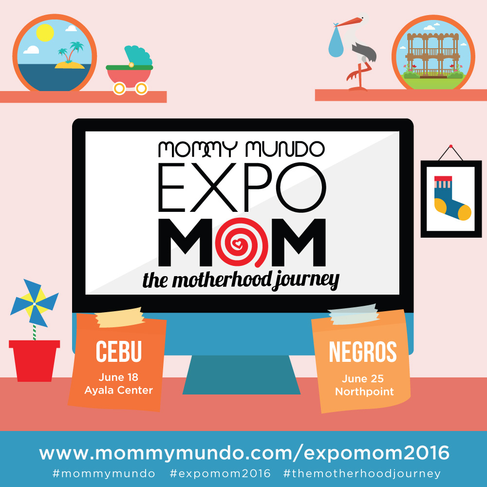 Expo Mom: The Motherhood Journey Goes to Cebu and Negros