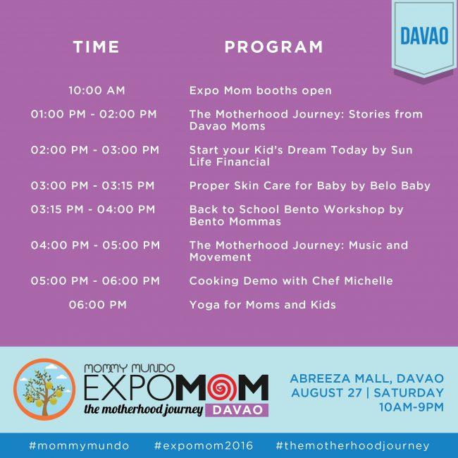 Davao Program-01