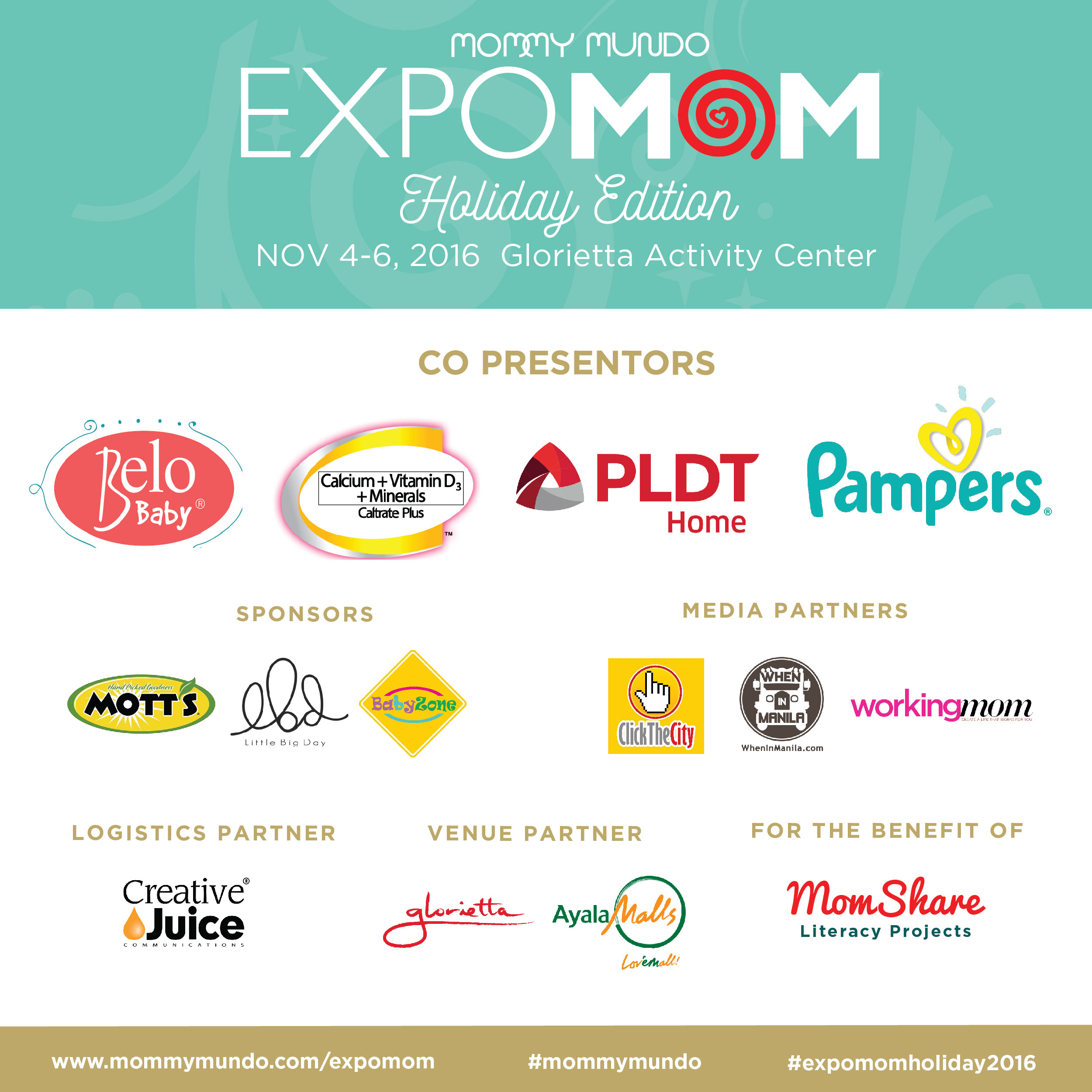 Expomom 2016 Holiday Edition