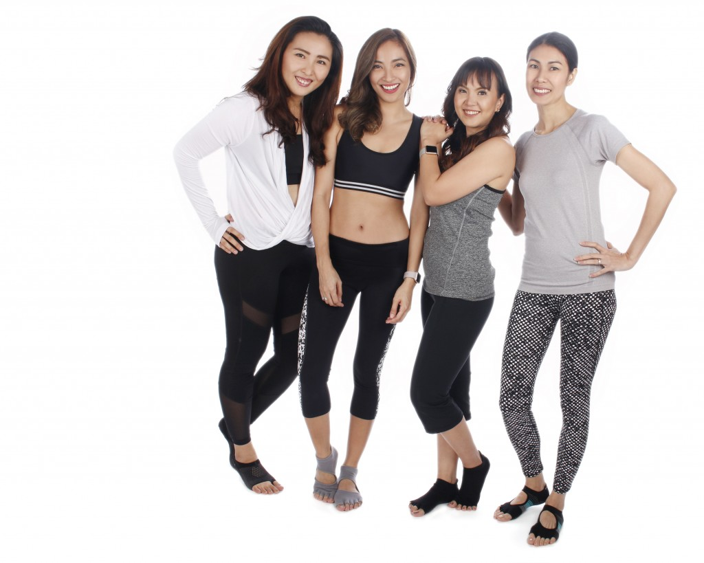 #TeamMom: The Pilates Moms