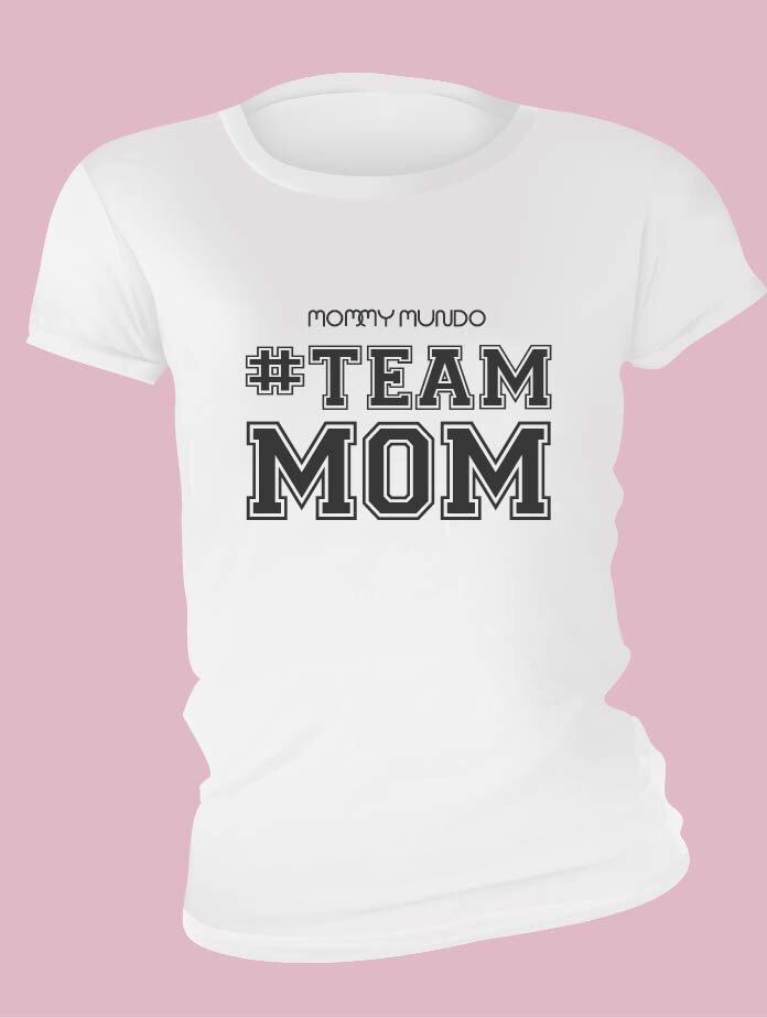 Team Mom Shirts for PRE-ORDER
