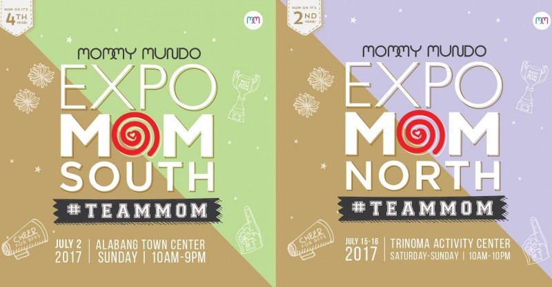 Expo Mom #TeamMom Brings Cheers to Besties from South to North