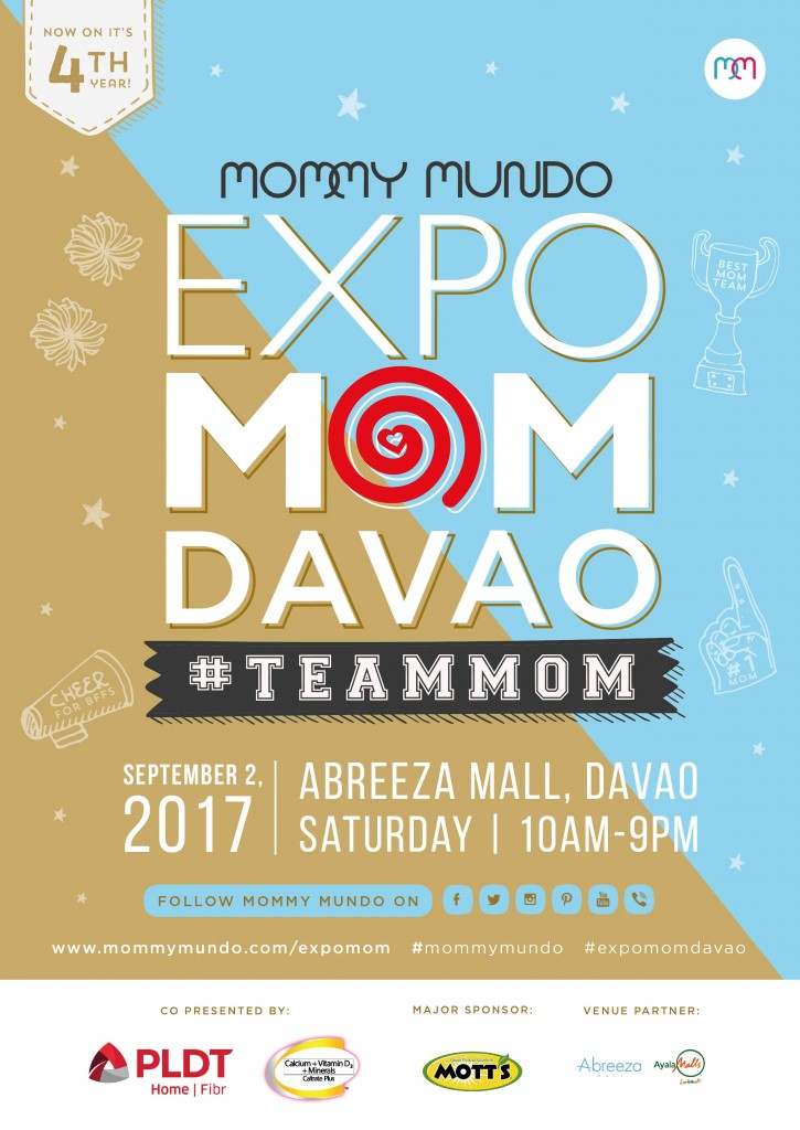 Expo Mom #TeamMom Goes to Davao
