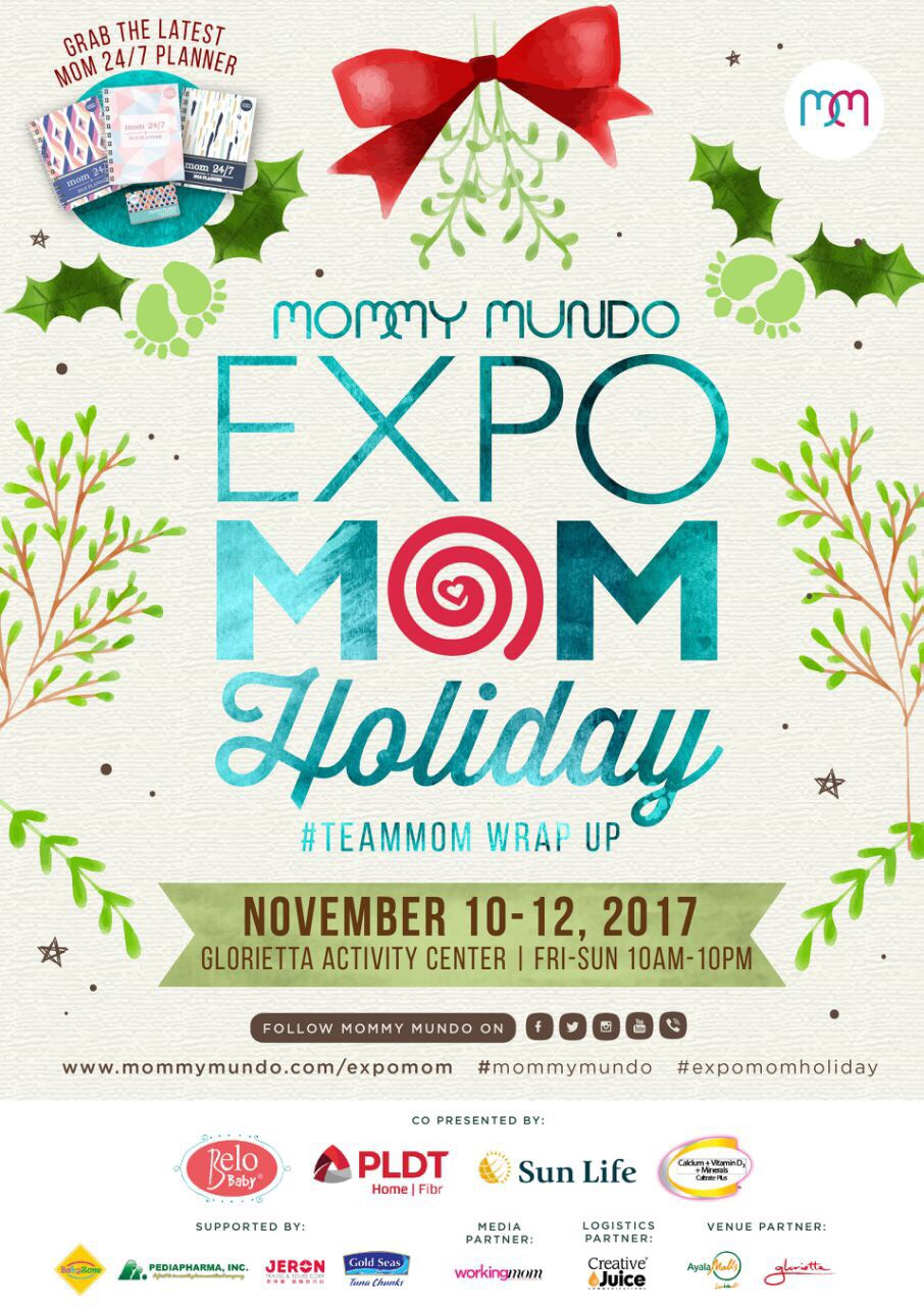Expomom Holiday #TeamMomWrapUp