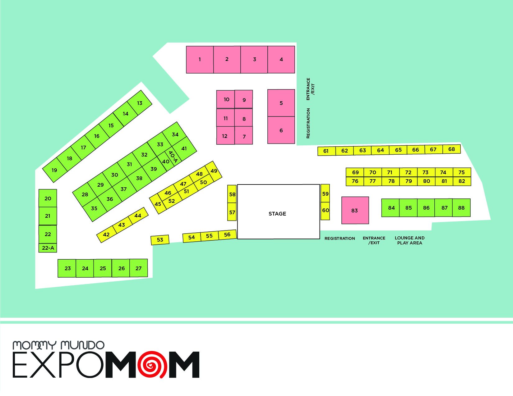 EXPO MOM MAP 2018