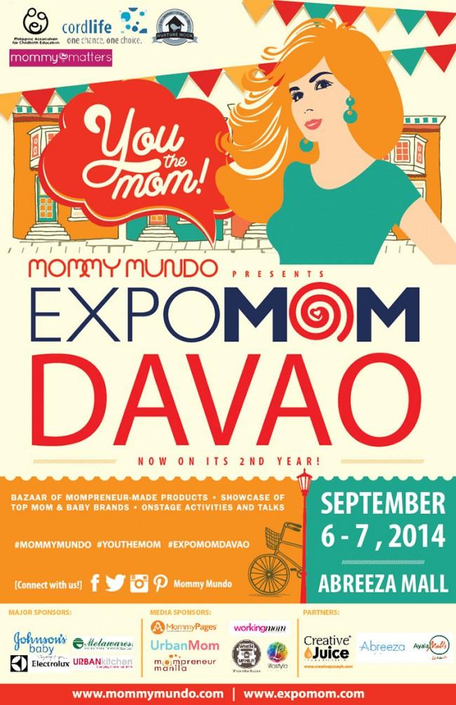 ExpoMom Davao 2014