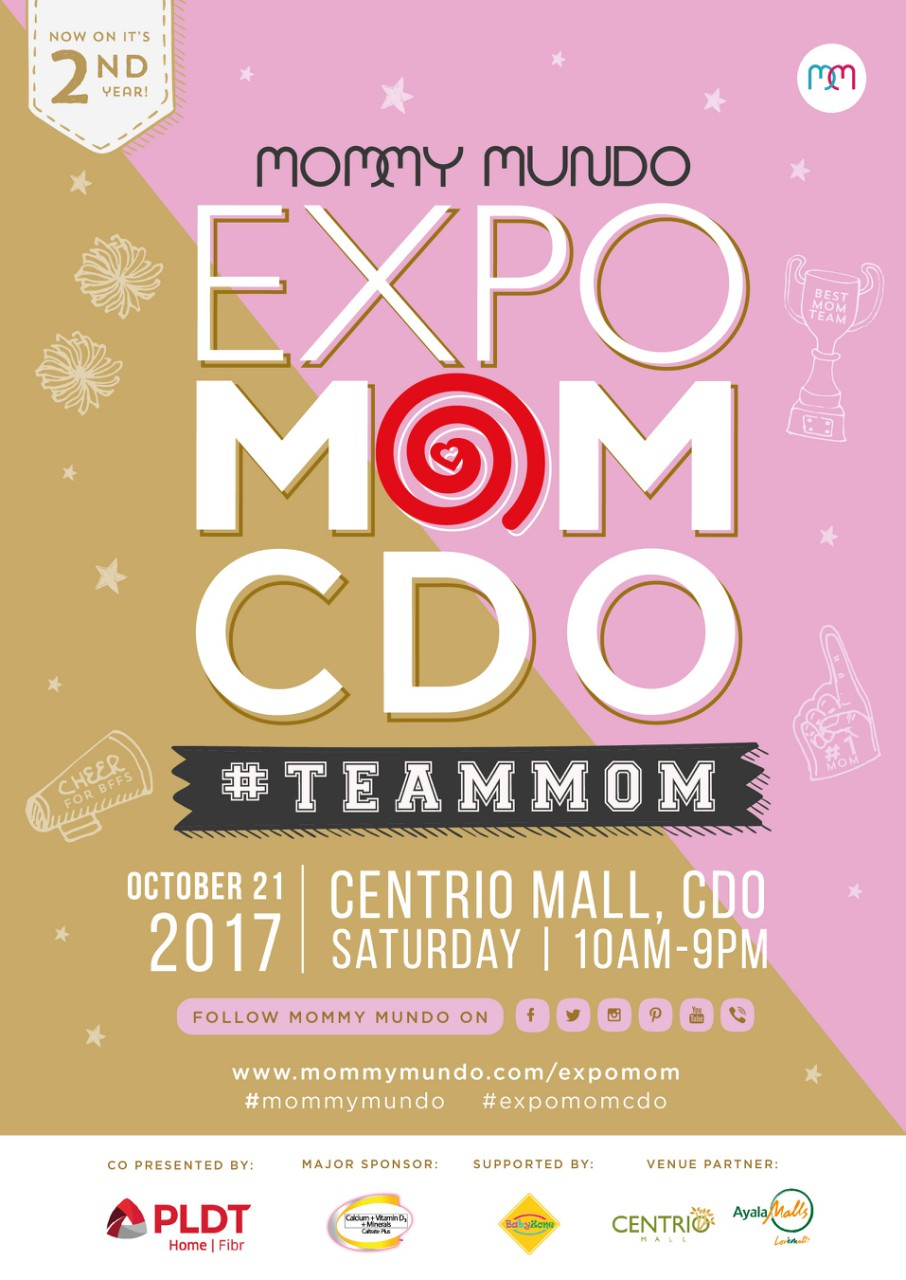 Expomom Goes to CDO