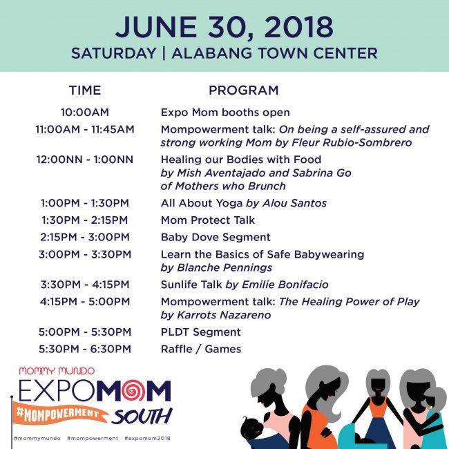 expomom2018-south-program
